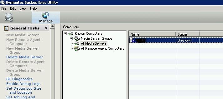 Backup-exec-utility
