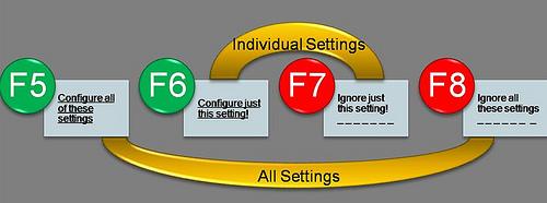 F5 key