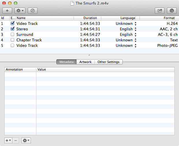 How to Add Movie Artwork and Details to films in iTunes on