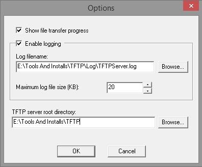 How to Setup a TFTP Server -