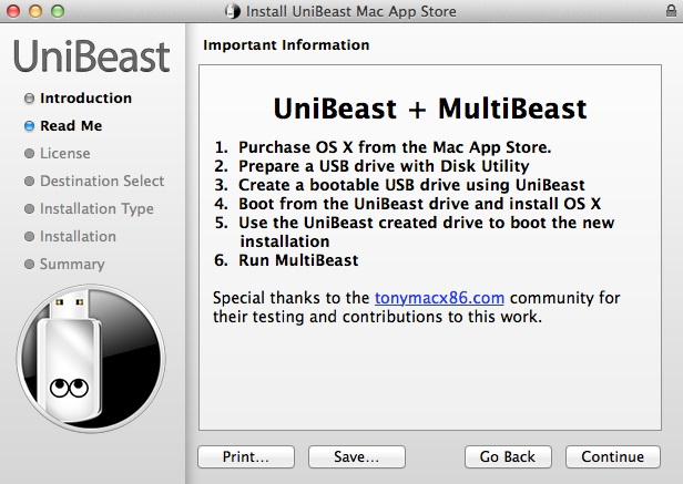 Unibeast2