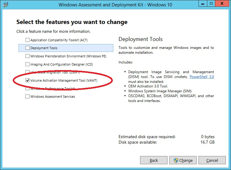 How to setup KMS activation for Windows 10 on Server 2012 R2 -