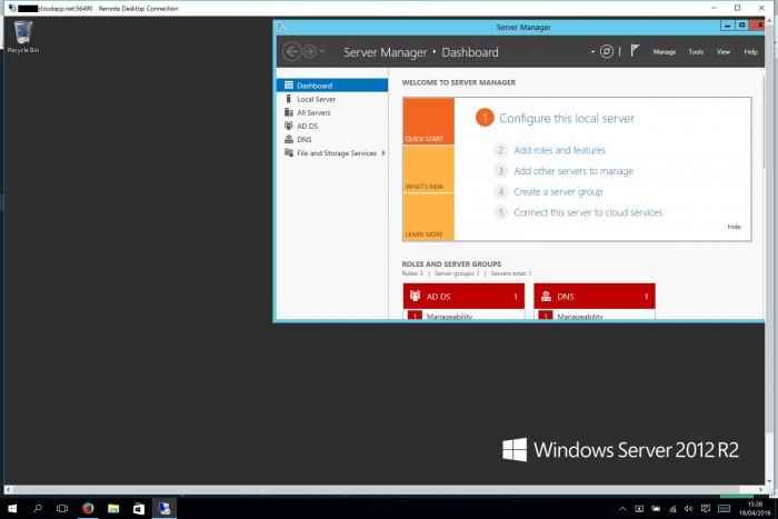 remote desktop does not work